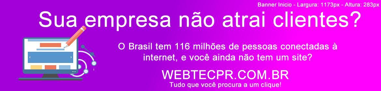 Banner roxo webtec