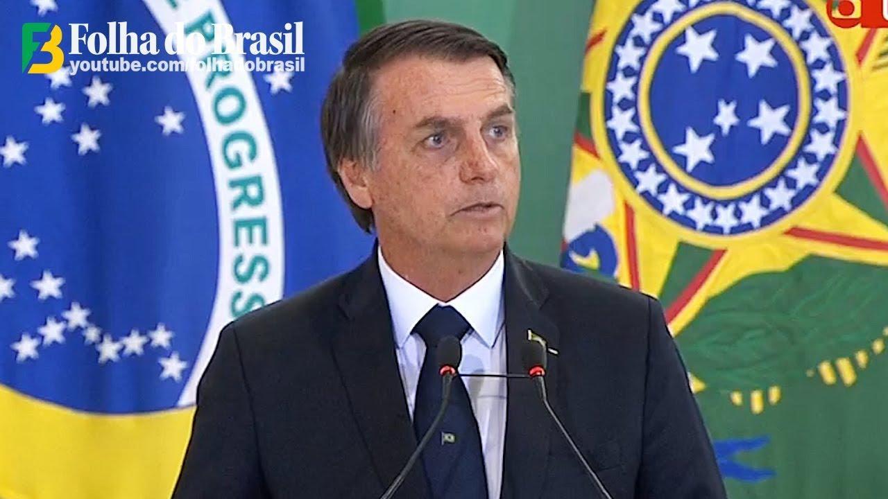 Bolsonaro e muitas lágrimas