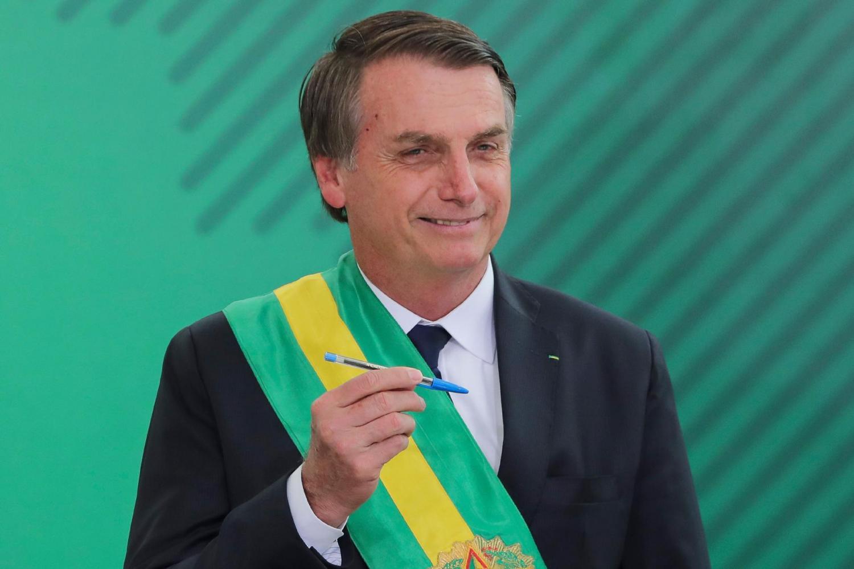 Esquerdistas sobre Bolsonaro