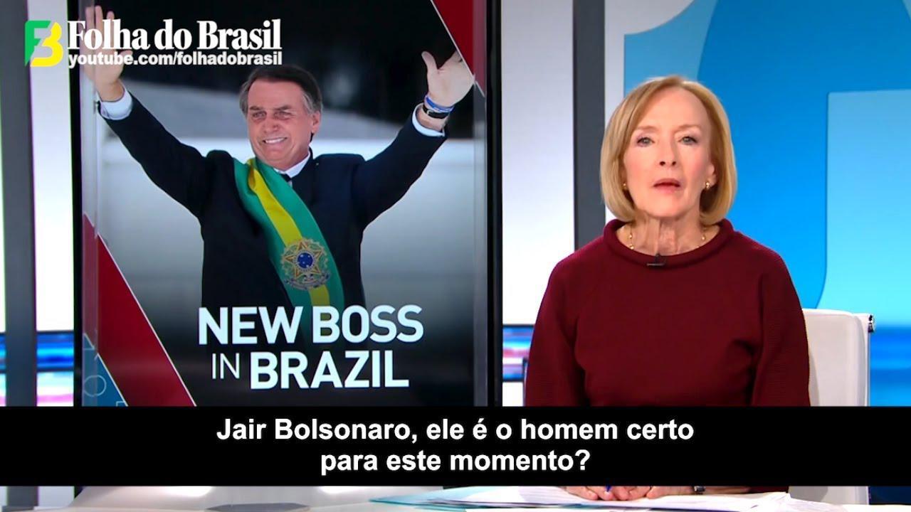 Bolsonaro é comentado por ex-assessor de Trump