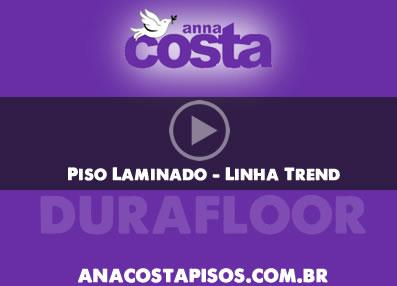 Durafloor Piso Laminado - Linha Trend
