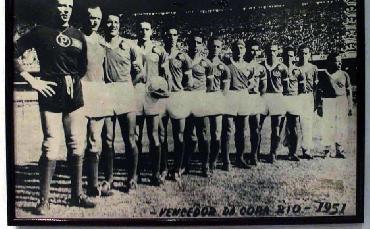1.951-Palmeiras primeiro campeão...
