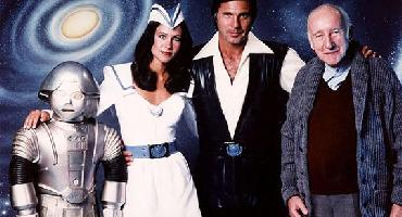 Assisitiu Buck Rogers?