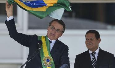 Bolsonaro defende classificar ações criminosas no CE como terrorismo