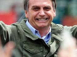 Você acha que o Bolsonaro é o político mais honesto do Brasil?