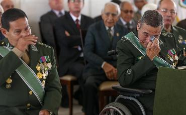 Bolsonaro representa liberação...