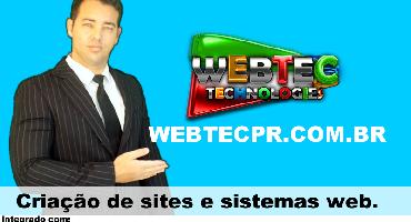 Criação de aplicativos e sites