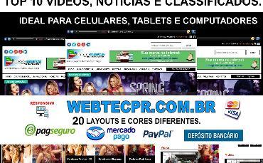 Criação de sites...