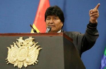Evo Morales pede ao Grupo de Lima solução dialogada na Venezuela