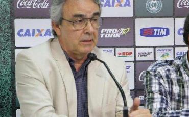 Ex-CEO do Coritiba...