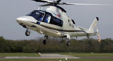 Helicóptero Agusta AW109 POWER