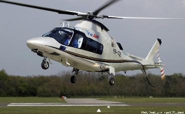 Helicóptero Agusta AW109...