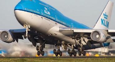 KLM Conheça a CIA