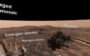 Marte em 360...