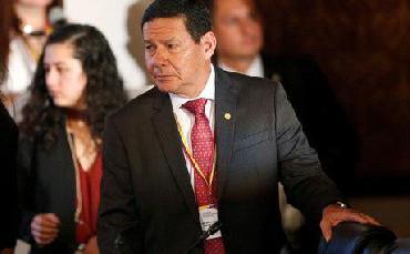 Mourão: Venezuela não...