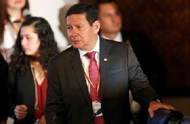 Mourão: Venezuela não sairá sozinha de regime chavista opressor