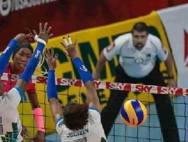 No grande clássico do vôlei nacional, Osasco/Audax derrota o Sesc