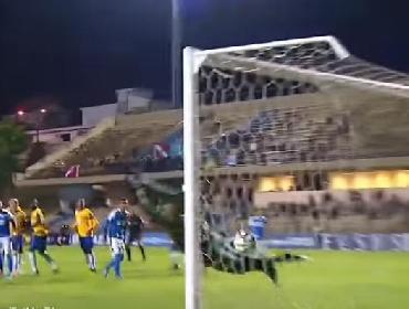 São Bento 1 x 0 Paysandu