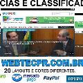 Sites para classificados prontos
