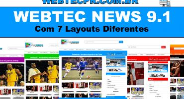 Sites prontos para notícias responsivos