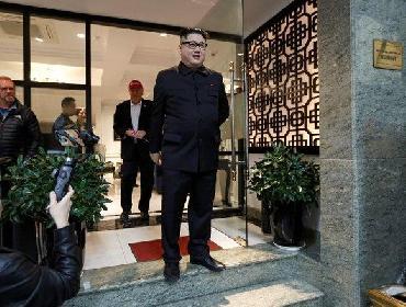 Sósia de Kim Jong-un é expulso do Vietnã antes de cúpula Trump-Kim