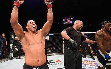 UFC 230: MARCOS...