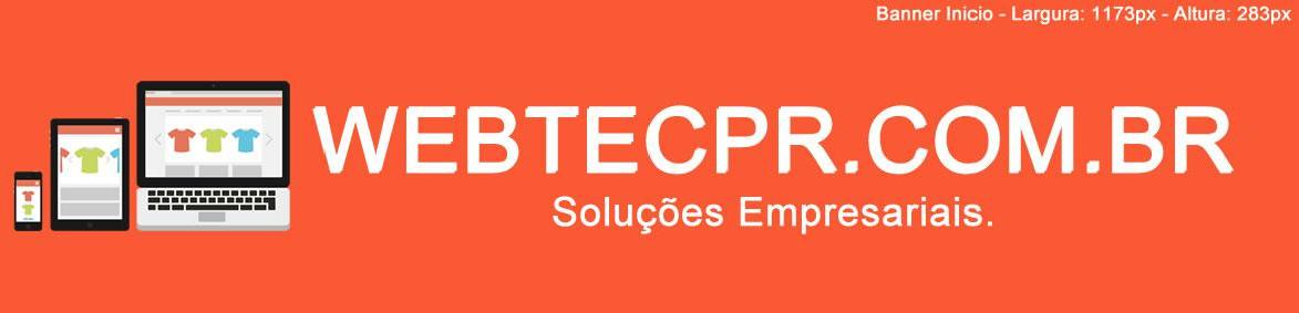Webtec Technologies - Site novo