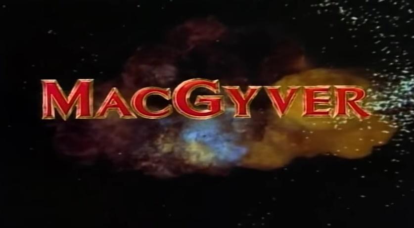 MacGyver -Abertura