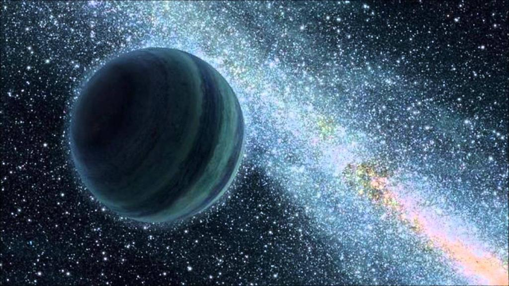 VLA  descobre objeto