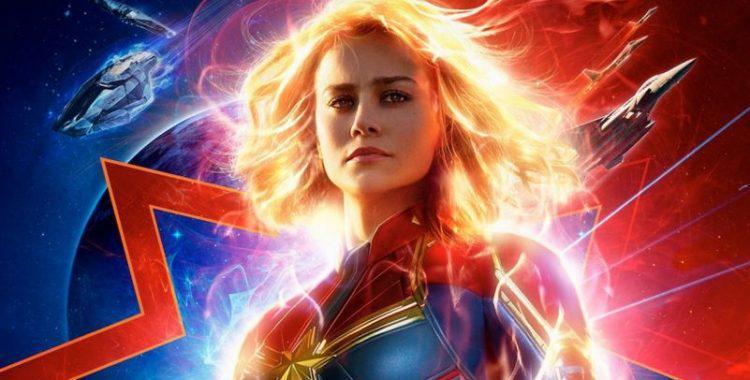Capitã Marvel - ganha novo comercial de TV