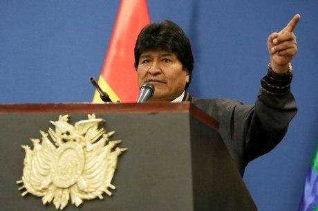 Evo Morales pede...