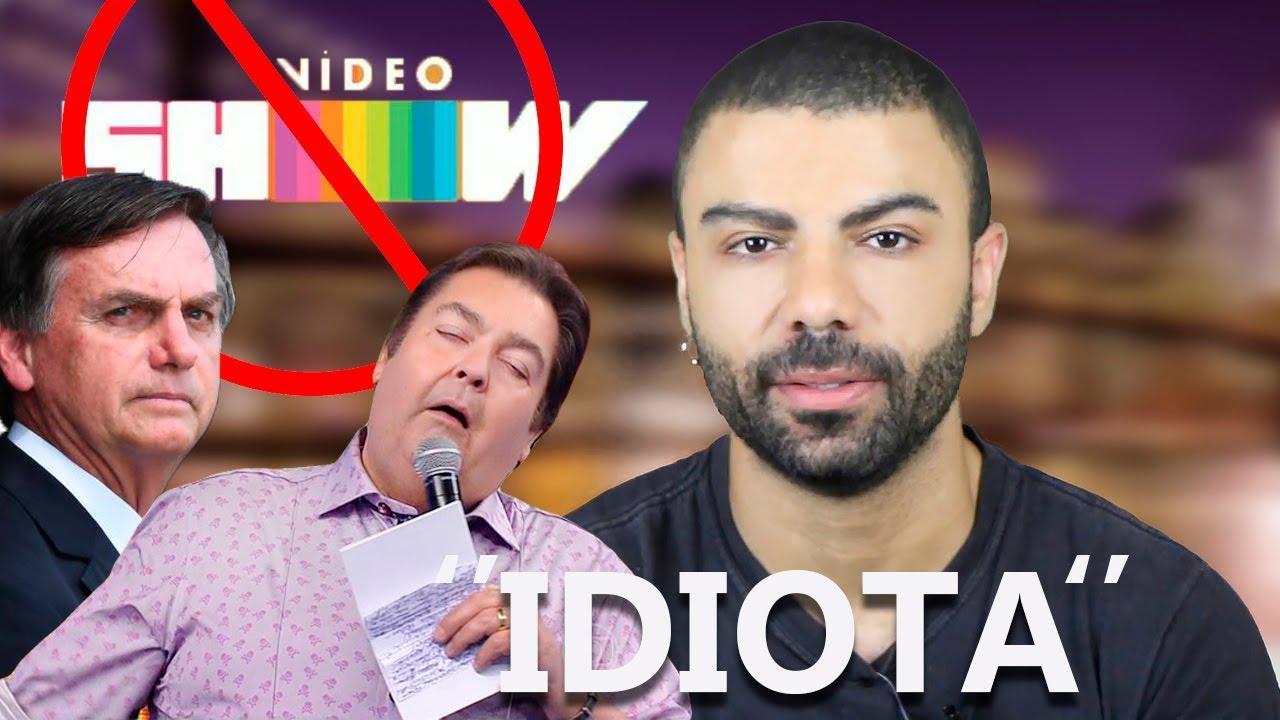 FAUSTÃO E FIM DO VÍDEO SHOW