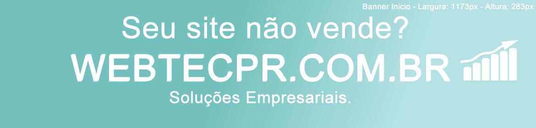 Publicidade Azul Webtec