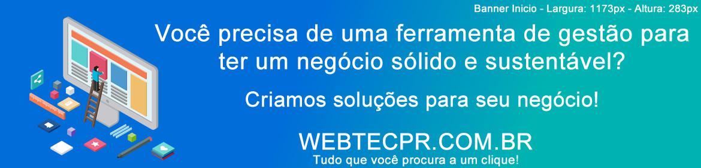 Webtec Criação de Sistemas e Aplicativos