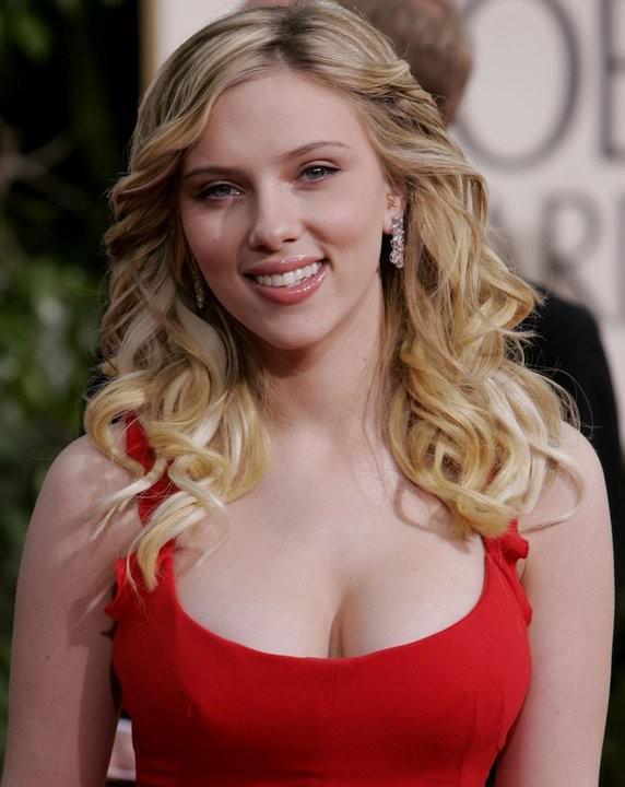 Vate na garota do Portal Scarlett Johansson