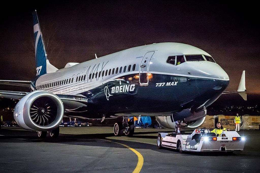 737 MAX da...