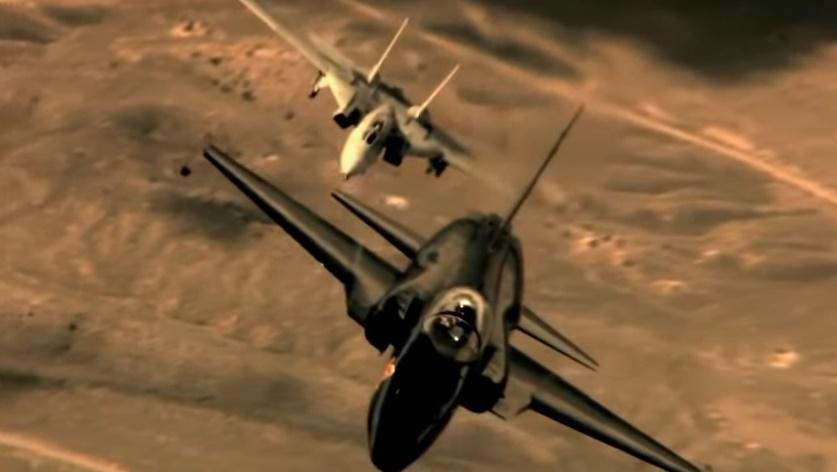 Grumman F-14 Tomcat in HD