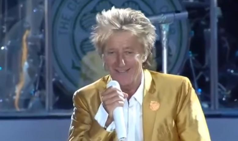 Rod Stewart - I Don\'t Want To Talk About It