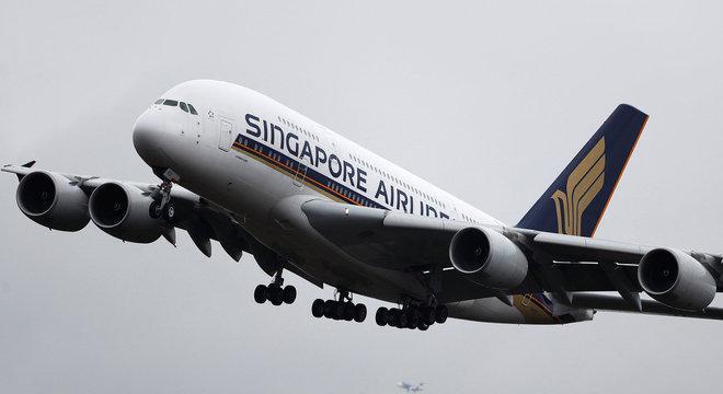 Airbus deixará de produzir maior avião de passageiros do mundo